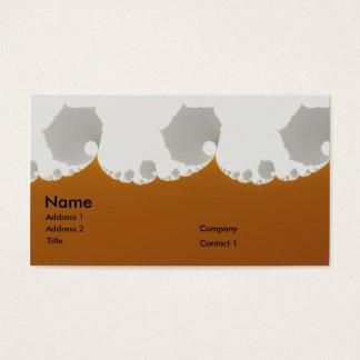 Flotsam Gallet1 - Fractal Business Card