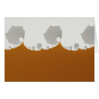 Flotsam Gallet1 - Fractal Greeting Card