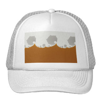 Flotsam Gallet1 - Fractal Trucker Hat