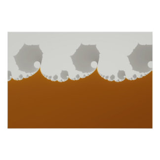 Flotsam Gallet1 - Fractal Poster