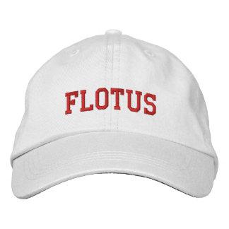 FLOTUS EMBROIDERED BASEBALL CAP