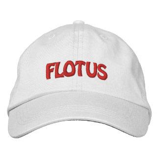 FLOTUS EMBROIDERED BASEBALL HAT