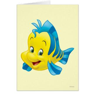 Flounder Greeting Cards