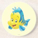 Flounder Drink Coaster