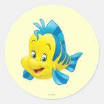 Flounder Stickers