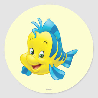 Flounder Stickers