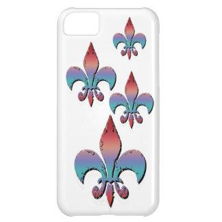 Flour De Lis iPhone 5C Covers