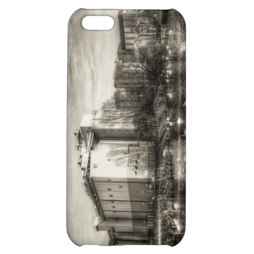 Flour Mill on the River Cover For iPhone 5C