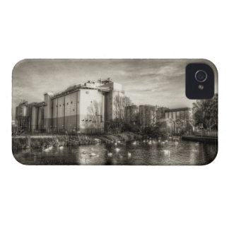 Flour Mill on the River iPhone 4 Case