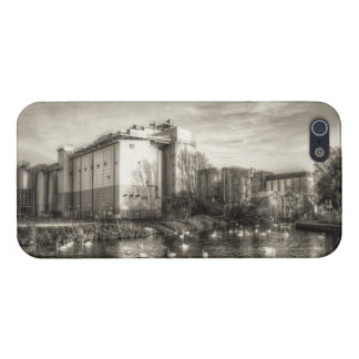 Flour Mill on the River iPhone 5 Cases