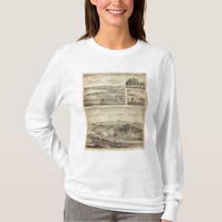Flour Mills, Isenours Glenwood, Minnesota T-Shirt