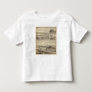Flour Mills, Isenours Glenwood, Minnesota Toddler T-shirt