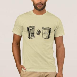 FLOUR PLUS LARD EQUALS PIE LOVER T-Shirt