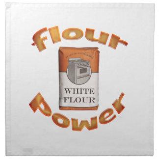 Flour Power Napkin