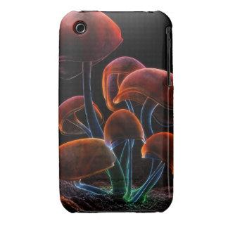 Flourescence (floración) iPhone 3 carcasa
