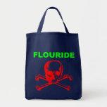 flouride tote bags