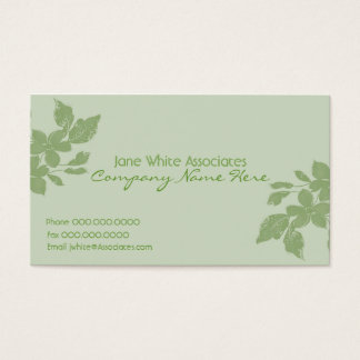 Flourish Business Card