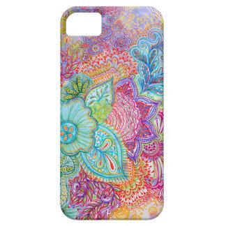 Flourish - phone case by s. corfee iPhone 5 cases