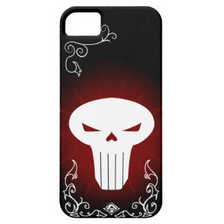 flourish skull iPhone SE/5/5s case