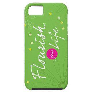 Flourish Your Life iPhone SE/5/5s Case