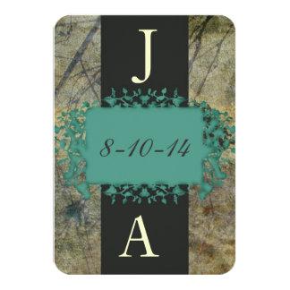 flourishes in slate card