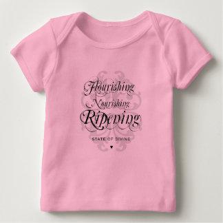 """""""Flourishing Nourishing"""" Long Sleeve T-Shirt"""