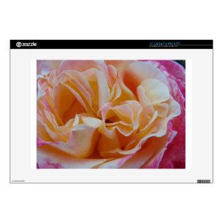 """Flourishing Rose 15"""" Laptop Decals"""