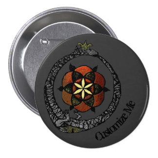 FlouroborosOfLife (Ouroboros y FlowerOfLife) Pins