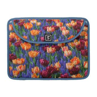 [FLOW-003] Flower field Sleeve For MacBooks