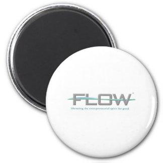 FLOW 2 INCH ROUND MAGNET