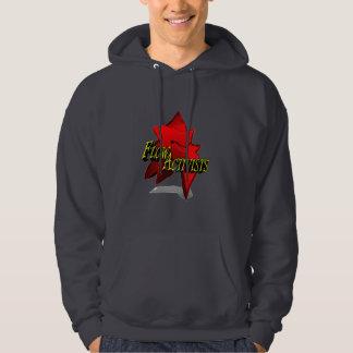 Flow Activists Big Logo Sweatshirt