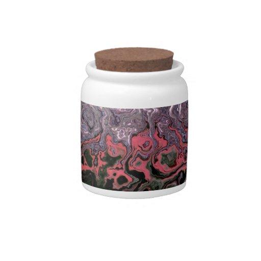 flow candy jar