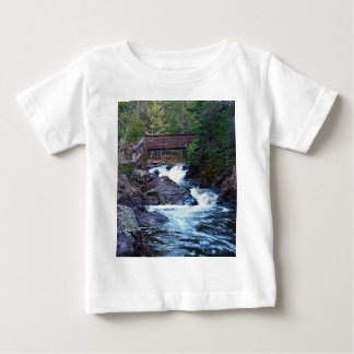 Flow From The Bridge Baby T-Shirt