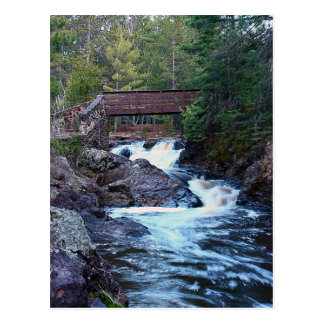 Flow From The Bridge Postcards