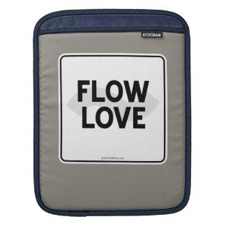 FLOW LOVE iPad SLEEVE