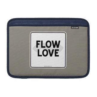 FLOW LOVE MacBook SLEEVE