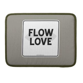 FLOW LOVE SLEEVE FOR MacBook PRO