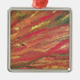 Flow Metal Ornament