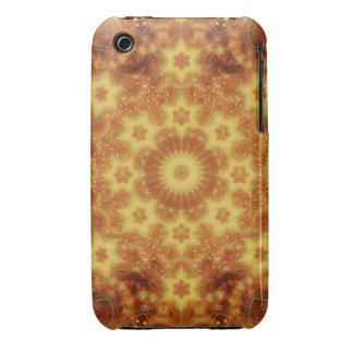 Flow of Creation Mandala iPhone 3 Case