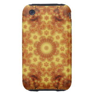 Flow of Creation Mandala iPhone 3 Tough Cover