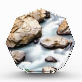 flow of the creek acrylic award