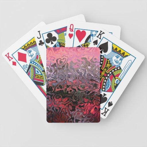 flow poker deck