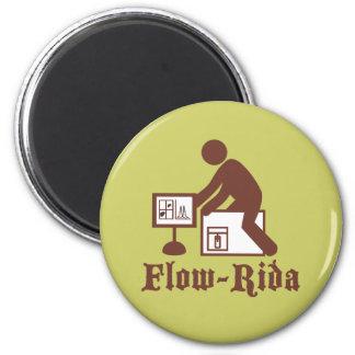 Flow Rida 2 Inch Round Magnet