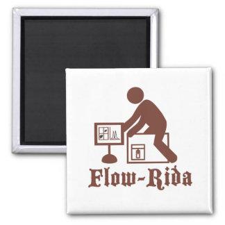 Flow Rida 2 Inch Square Magnet