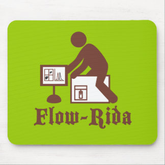 Flow Rida Mouse Pad