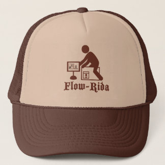 Flow Rida Trucker Hat