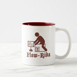 Flow Rida Two-Tone Coffee Mug