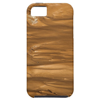 Flow structures in wet mud iPhone SE/5/5s case