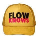 FLOW TRIBE FLOW KNOWS TRUCKER!!! TRUCKER HATS