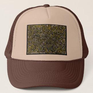 flow trucker hat